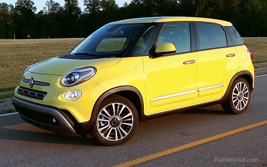 2018 Fiat 500l Features And Options Fiat 500 Usa