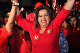 Convenção do PP homologa candidatura de Rosineide para prefeita de Casinhas