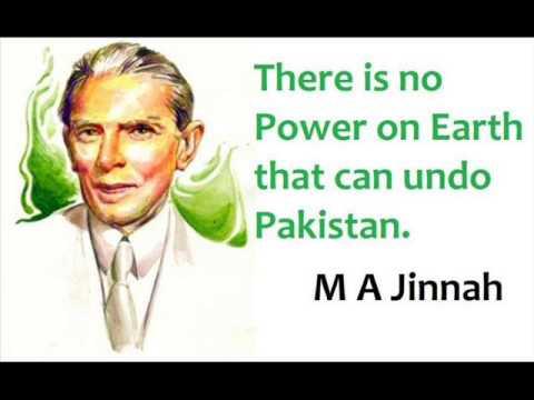M A Jinnah Quotes