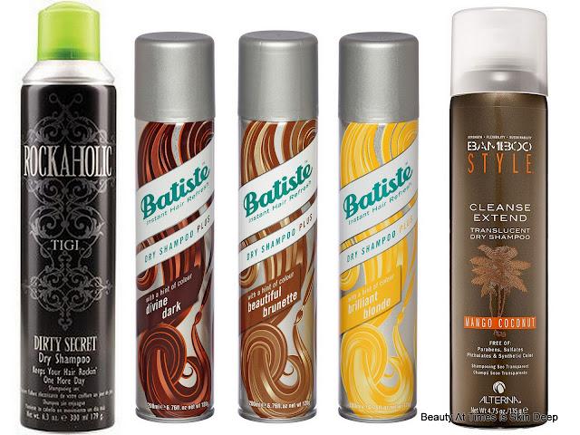 Dry shampoo 101