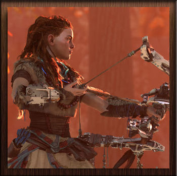 Horizon Zero Dawn Aloy - Avatar en HD