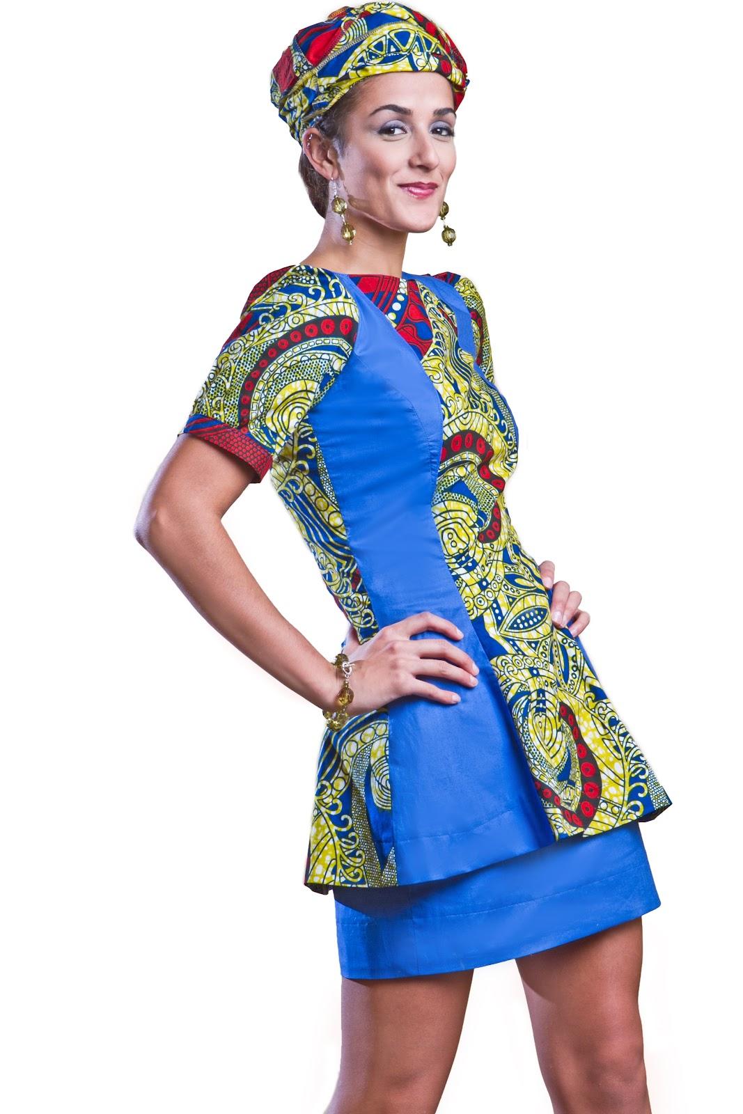 Welcome to StyleAfrique: Houston, Texas fashion house TeKay Designs presents their Aso Oke and ...