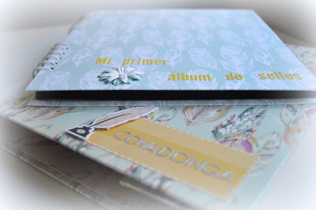 libro sellos diy