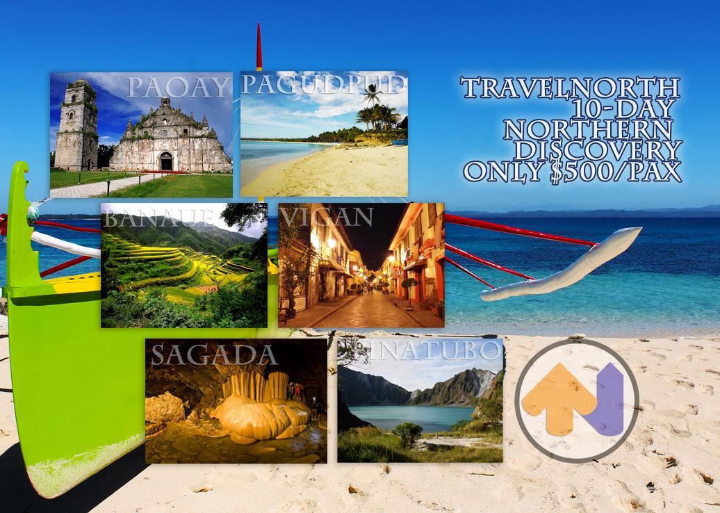 Visit Northern Philippines now!
