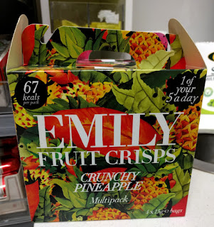 Emily Fruit Crisps pineapple