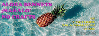 Concierto de Aloha Bennets, Mahalo y No Crafts en Sala Phantom