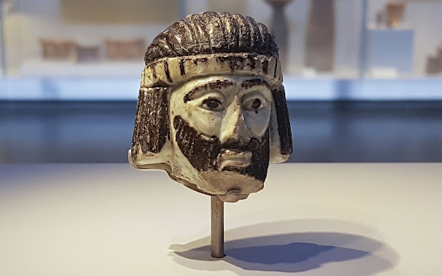 3,000-year-old sculpture of mystery Biblical king found in Israel
