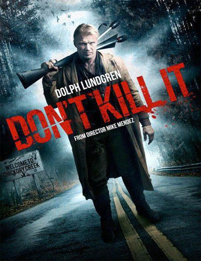 Ver Cazador de demonios (Don't Kill It) (2016) Online