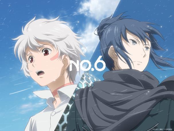 No.6 - Top Anime Like Shingeki no Kyojin (Attack on Titan)