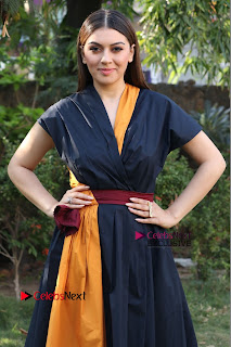 Actress Hansika Motwani Latest Pos at Bogan Movie Press Meet  0041.jpg