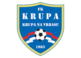Fk Krupa Krupa na Vrbasu Logo Vector