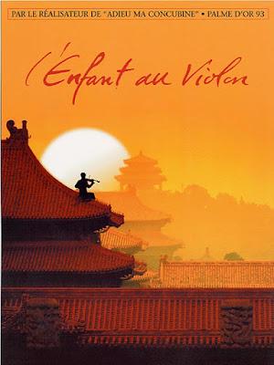 L'enfant au violon, film chinois
