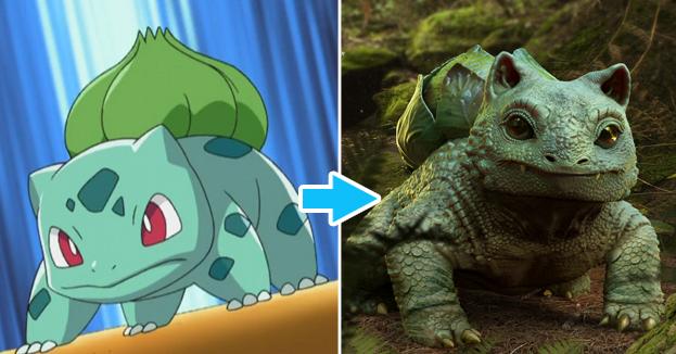 Artista recria Pokémons em suas formas mais reais e o resultado é incrível
