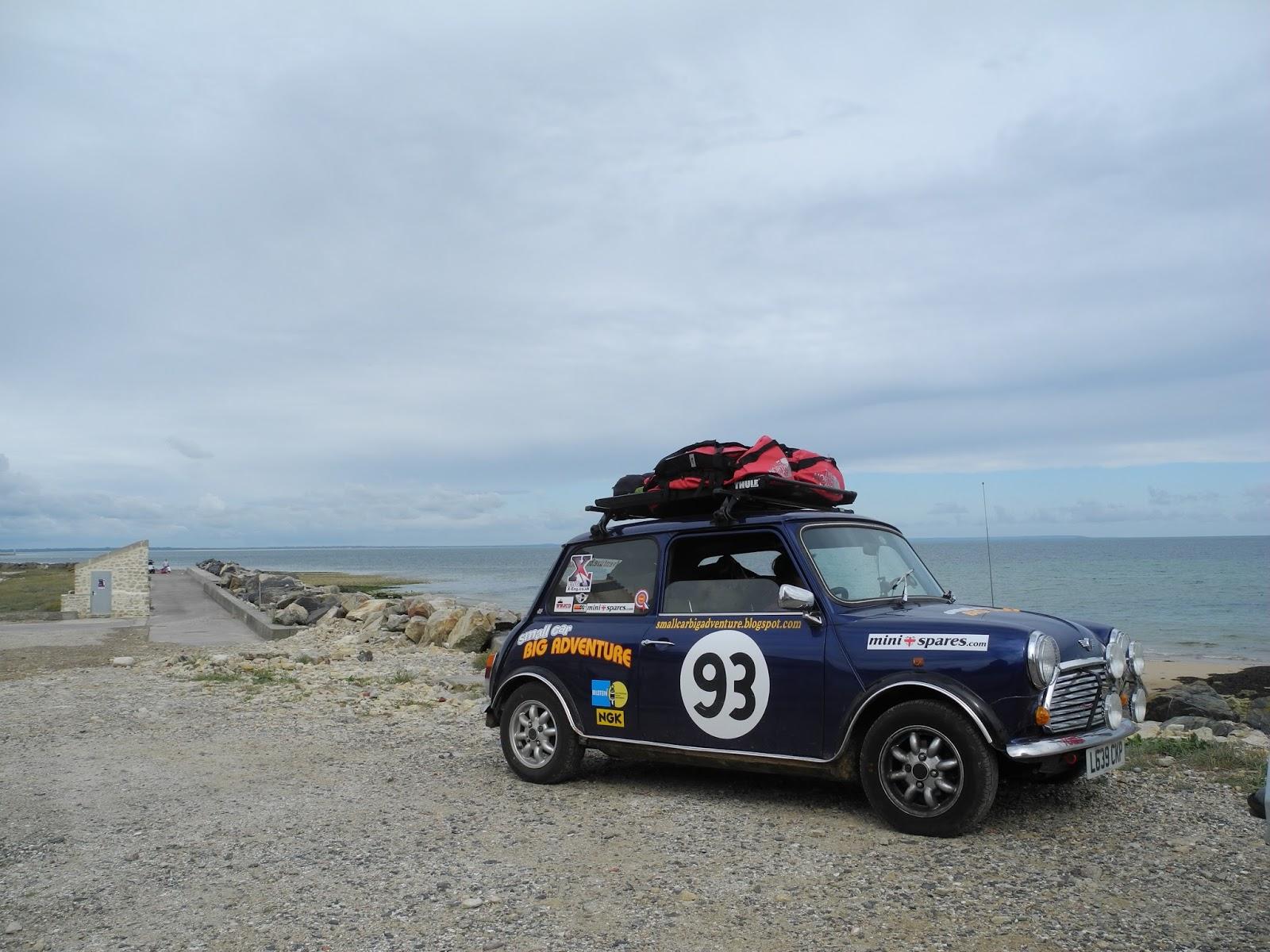 Adventure Car: Small Car, Big Adventure!: The Car