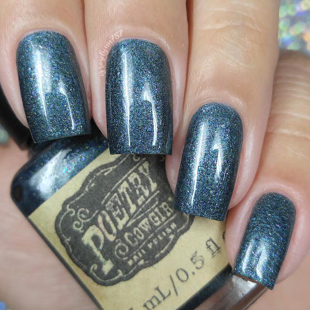 Poetry Cowgirl Nail Polish - Pensive