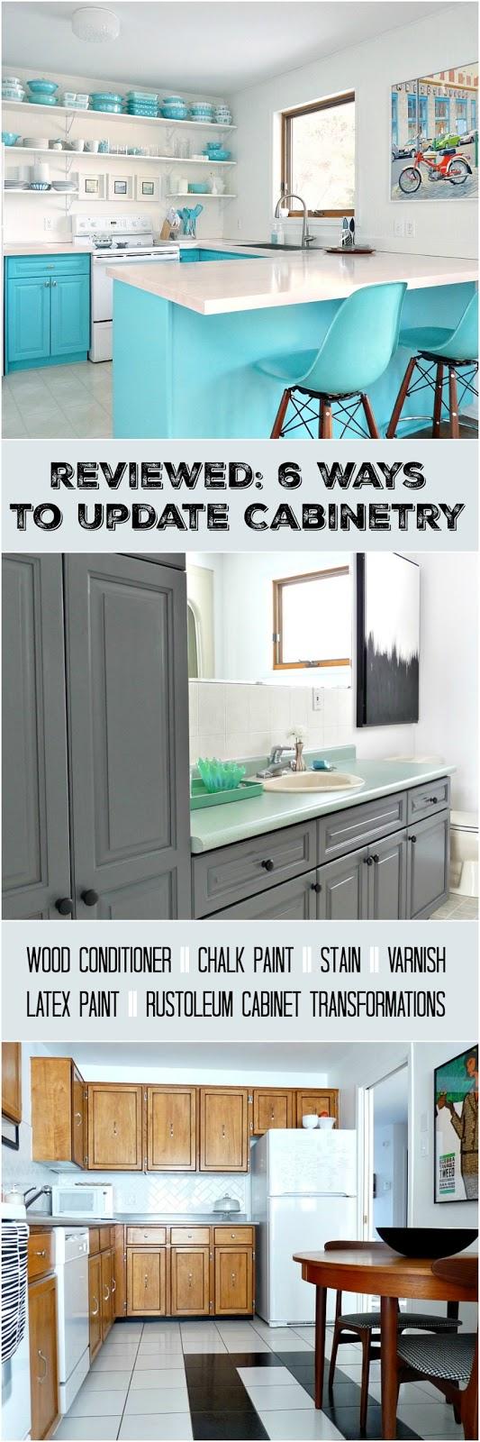 Cabinet Refinishing 101 Latex Paint Vs Stain Vs Rust