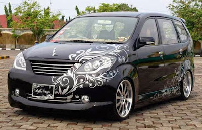 4 Referensi Modifikasi Toyota Avanza Terkeren 2018