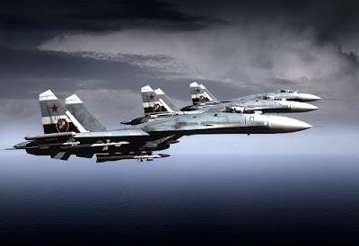 sukhoi su-35 fleet