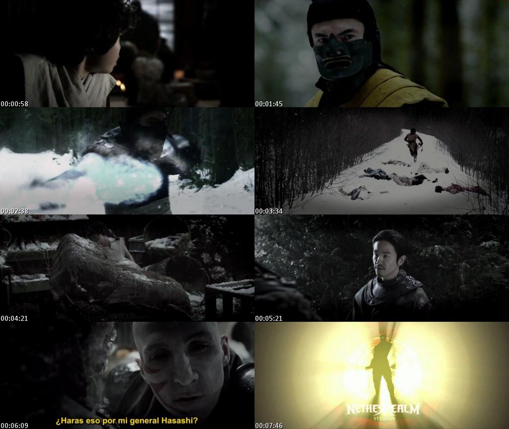 Mortal kombat legacy season 1 english subtitles / Shining