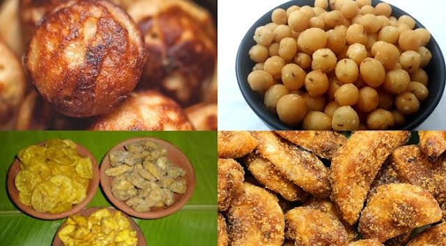 Onam 2020: Special Tasty and Delicious Snacks; Unniyappam, Achappam, Upperi, Diamond Cut, Munthiri kothu