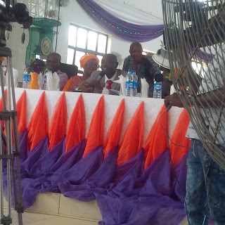 Prophet Iyunade Press Conference Presentation