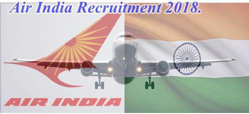 Air India Recruitment.