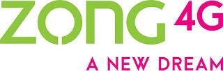 Zong 4G logo