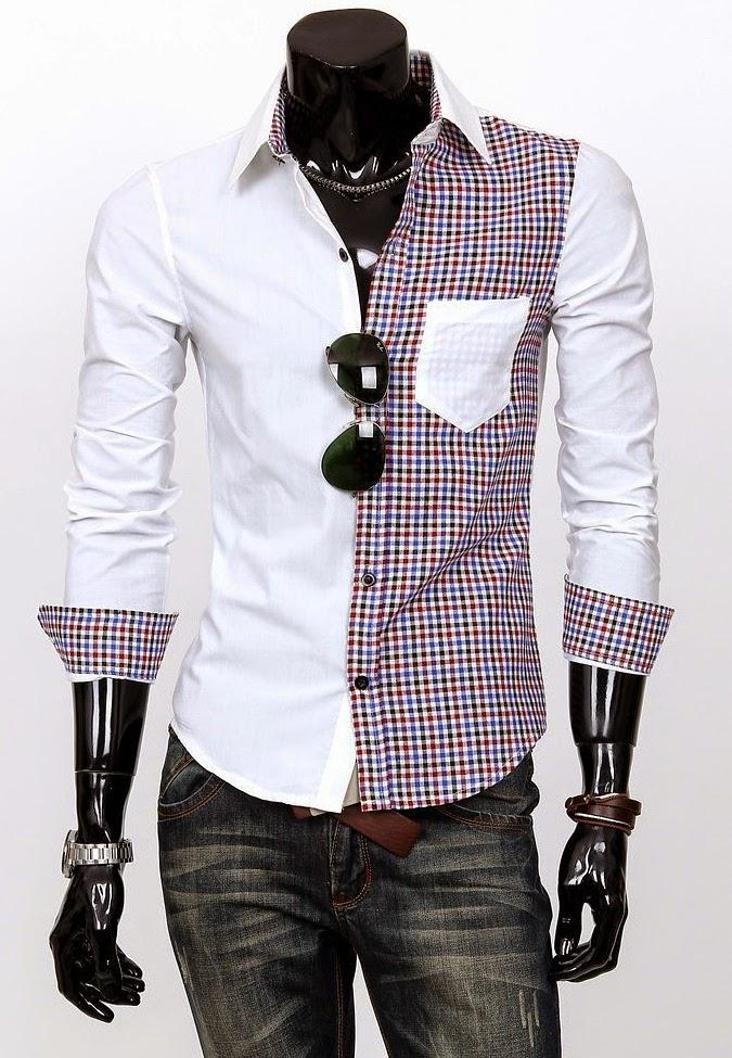 https://www.camisetasimportadas.com/produto/Camisa-Casual-Duas-Cores-Detalhes-em-Xadrez-com-Bolso-%252d-Branca.html