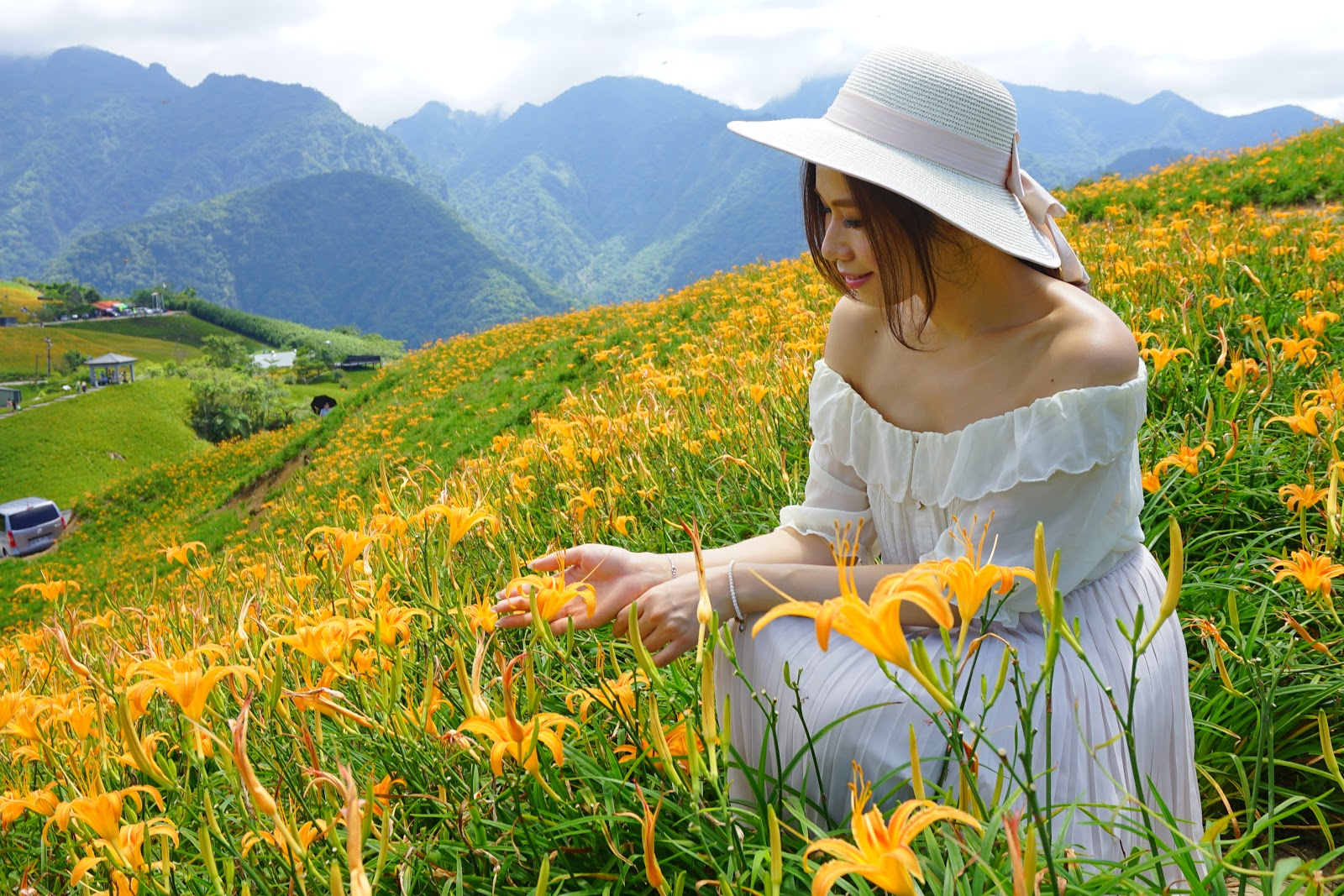 DSC00931-beautyanxiety.com-hualien-travel-liushidan-mountain-daylily-flowers
