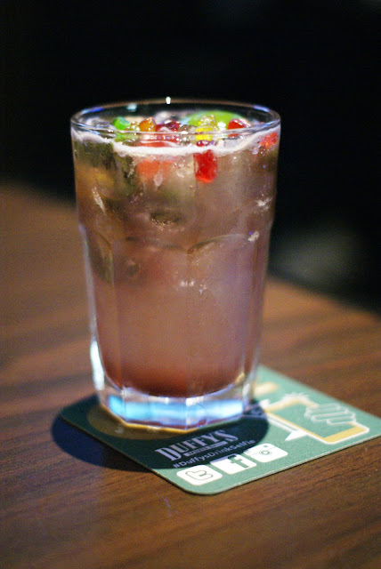 Duffy's Gummy Bear Mojito