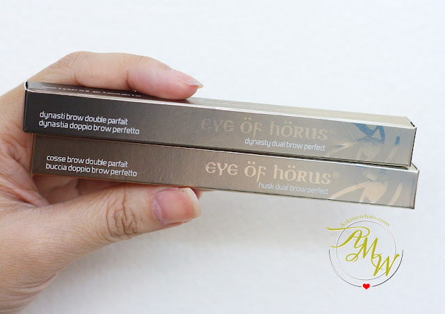 a photo of Eye of Horus Dual Brow Perfect