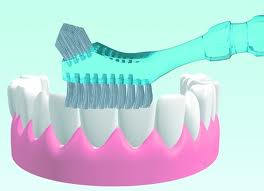 higiene protesis dental aparato ortodoncia