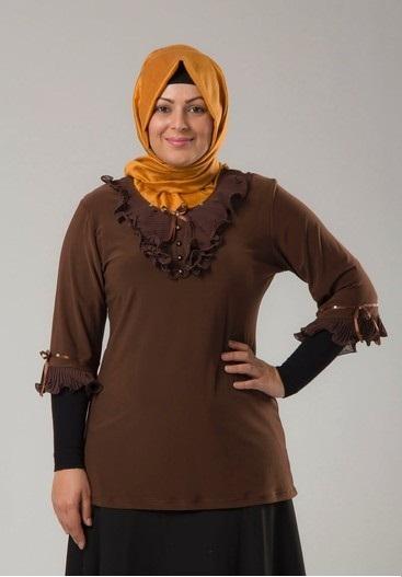 f0e781f145f56 تعالى اتفرجي على ملابس المحجبات مقاسات واسعة وللحوامل ايضا بس درجة اولى في  الشياكة و الاناقة
