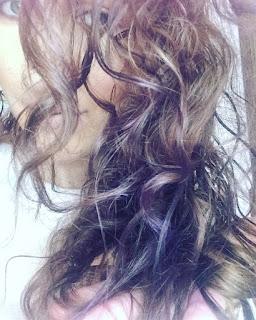 overtone vibrant purple go deep