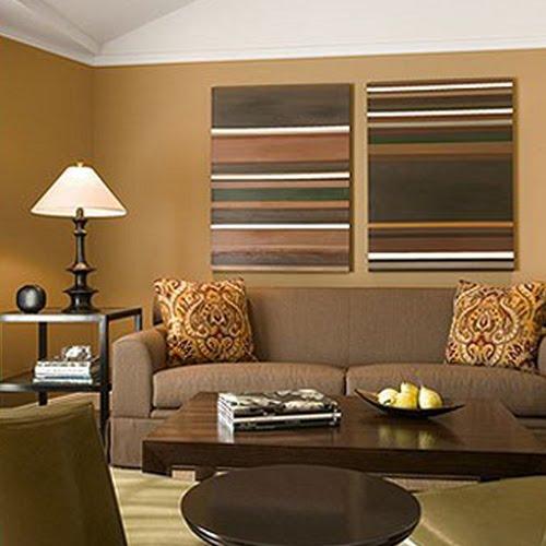 Penggunaan Warna Terang Ini Khususnya Adalah Untuk Ruang Umum Seperti Di Tamu Mahu Pun Keluarga Kerana Biasanya