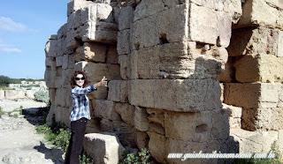 selinunte sicilia guia portugues muralha acropole - Selinunte: a Grécia aqui na Sicília