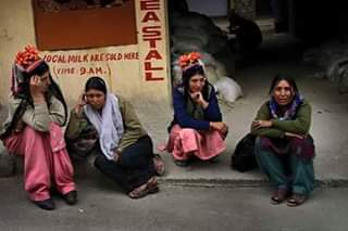 Penduduk asli wilayah Kashmir