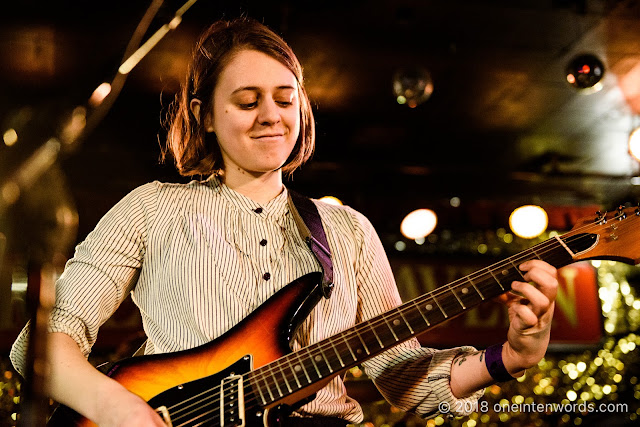 Tancred at The Horseshoe Tavern on November 4, 2018 Photo by John Ordean at One In Ten Words oneintenwords.com toronto indie alternative live music blog concert photography pictures photos
