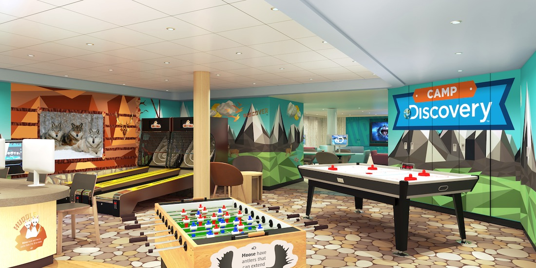 Caribbean Princess Youth Centres