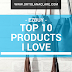 The Top 10 Products I Love from ezbuy