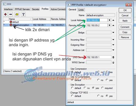 Cara Setting VPN di Windows XP Lengkap
