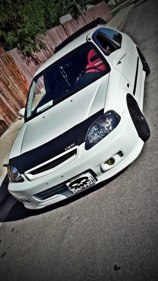 Modified Cars Honda Hatchback Jdm Modified