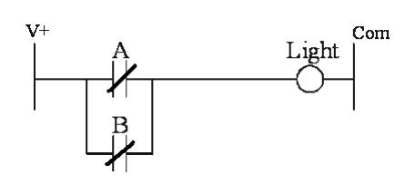 free plc ladder logic learning 4 ladder logic part 2. Black Bedroom Furniture Sets. Home Design Ideas