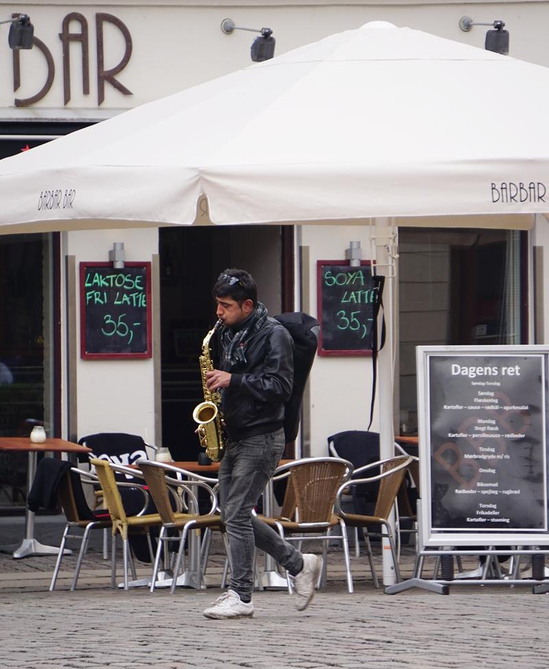 Kööpenhamina, muusikko