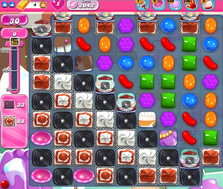 Candy Crush Saga 2042