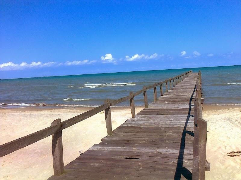 Keindahan Pantai Angsana
