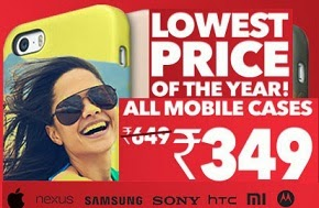 Get Personalized Mobile Covers worth Rs.649 just for Rs.349 only @ Printvenue