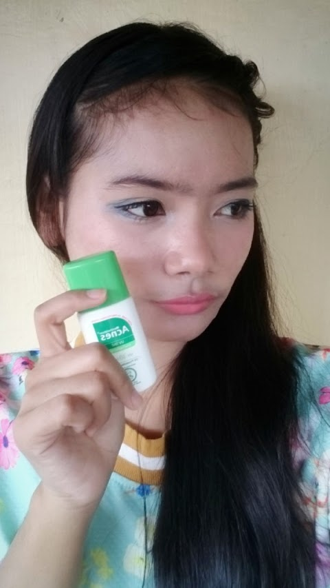 Review Acnes UV Tint