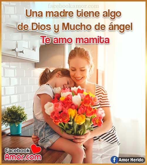 te amo mamita