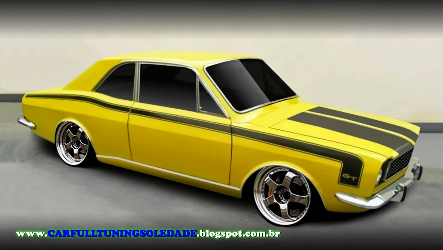 Car Full Tuning Soledade Ford Corcel Gt Tuning